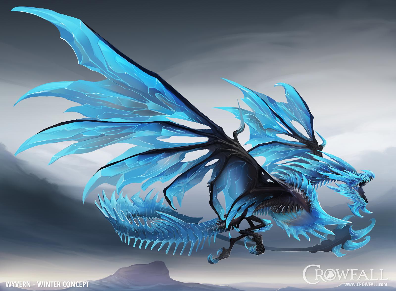 Арт дракона